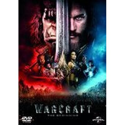 Warcraft [DVD] [2016]